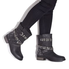 Studded Boot..love these!