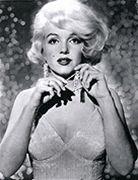 8 x10 Glossy, Black & White - Marilyn Monroe
