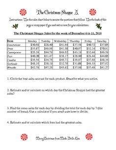 math worksheet : santa claus is ing to town! christmas cartesian art santa d  : Holiday Math Worksheets Middle School