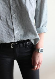 Masculine and Casual