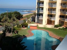 Umdloti Cabanas 21 - Umdloti Cabanas 21 is located in a small resort town on the KwaZulu-Natal North Coast.This self-catering apartment can accommodate up to four guests and features a fully equipped kitchen with a toaster, ... #weekendgetaways #durban #dolphincoast #southafrica