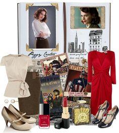 «Агент Картер»: Озвученная фичуретка для модников и модниц