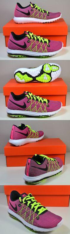 finest selection 78a33 f7ef9 Girls Shoes 57974  Nib Girls Kids Nike Flex Fury 2 Psv Hyper Pink Running  Sneakers