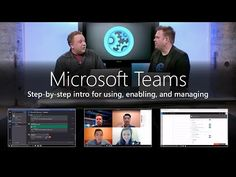 This session introduces Microsoft Teams, a new collaboration tool built on the Office 365 stack. With Microsoft Teams, all your team conversations, related f...