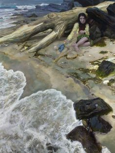 Donato Giancola - Orphaned