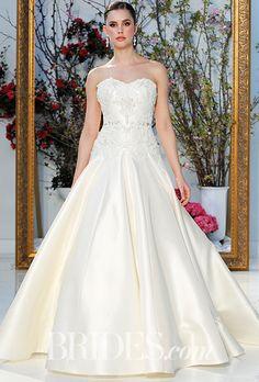 Brides: Anne Barge Wedding Dresses - Spring 2017 - Bridal Fashion Week