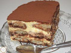 Tiramisu reteta originala italiana Deserts, Ice Cream, Sweets, Cooking, Ethnic Recipes, Food, Fine Dining, Pie, No Churn Ice Cream
