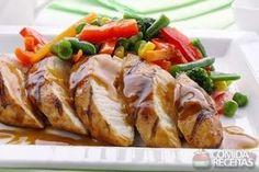 Receita de Lombo assado com molho de laranja em receitas de carnes, veja essa e outras receitas aqui!