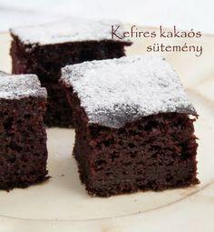 Strawberry blogja.: Alighanem a világ legegyszerűbb süteménye