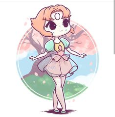 ✨🌸 Pearl 🌸✨ (from Steven Universe😄) has to draw her in her flashback outfit she just looked so cute in it Have y'all seen the most recent episode of SU? It was madness! I now really want to draw all the pearls and diamonds Steven Universe Drawing, Pearl Steven Universe, Universe Art, Universe Quotes, Cute Animal Drawings, Kawaii Drawings, Cute Drawings, Kawaii Art, Kawaii Anime