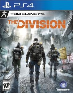 Tom Clancy's The Division - PlayStation 4: Video Games