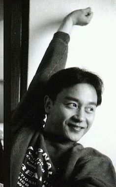 Leslie Cheung Missing You So Much, I Love You, My Love, Leslie Cheung, Mystery, Actors, Movies, Random Stuff, Rose