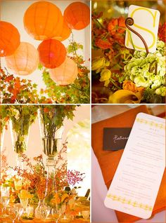 Modern Thanksgiving: Festive Florals  Colorful Details blanca_coronel1