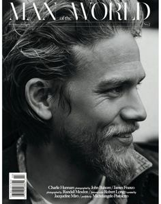 Worth & Worth by Orlando Palacios - Press - Charlie Hunnam