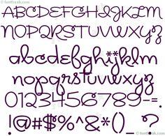 Rickles font