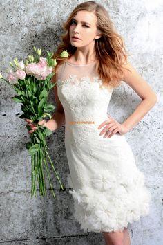 Barchetta Fiori Naturale Abiti Da Sposa 2014