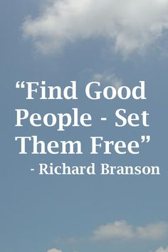Quote from Richard Branson, but this is one of the missions for Future Dawning Enterprises
