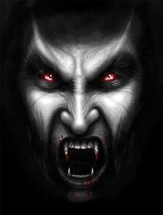 ' Shadow Vampire Version 3 '   by Andrew Dobell aka Anarkyman