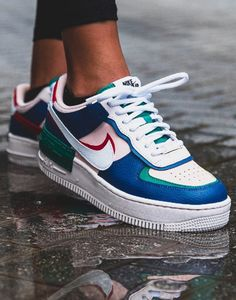 snikers shoes sneakers Obsessed Baskets Nike Air F - Nike Shoes Air Force, Nike Air Force Ones, New Nike Air Force, Sneakers Fashion, Shoes Sneakers, Girls Sneakers, Shoes Men, Adidas Shoes, Adidas Men