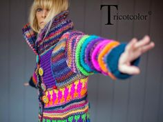Tricotcolor: Winter New!