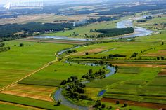 Bug river, Poland