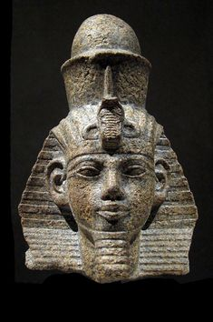 """Head from a Statue of King Amenhotep III - Neues Museum"" ^**^ eddie vedder (born edward louis severson ^**^ Amenhotep Iii, Ancient Mysteries, Ancient Artifacts, Ancient Egyptian Art, Ancient History, Kemet Egypt, Luxor Egypt, Egypt Art, Machu Picchu"