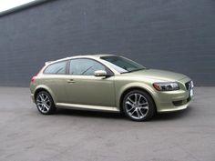2008 Volvo C30, 38,897 miles, $17,995.