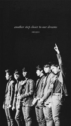 N , Leo ,Ken, Ravi , Hong Bin and Hyuk ♡ #VIXX // Congratulations to VIXX for their first win at Music Bank 131206. SO PROUD TO CALL MYSELF A ST★RLIGHT!
