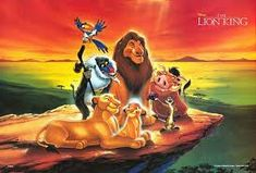 The Lion King 2 Postal picture