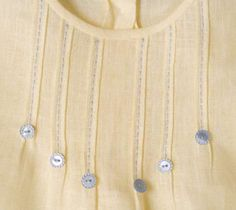 Sew Beautiful Blog: Baby Bubble with Embellished Double Pintucks