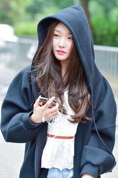 Korean Group, Korean Girl Groups, Kpop Girl Groups, Kpop Girls, K Pop, Choi Yoojung, Ioi, Asian Celebrities, Only Girl