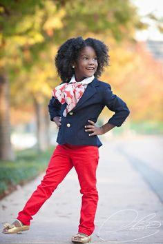 cute and stylish kid
