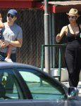 Halle Berry with Olivier Martinez and Nahla | GossipCenter - Entertainment News Leaders