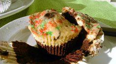 Black Bottom Cupcake Natalino