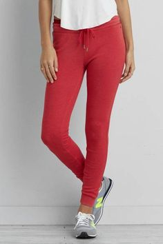 AEO Double Waistband Jogger by AEO | With a relaxed fit and double waistband, this is where style and comfort come together.  Shop the AEO Double Waistband Jogger and check out more at AE.com.