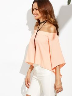 blouse160818507_2 Diy Fashion, Womens Fashion, Refashion, Shirt Blouses, Dress Up, Stylish, My Style, Outfits, Clothes