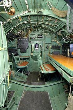 Image result for Custom PBY Catalina Interior