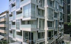 Minami-aoyama Hivally / Chiaki Arai Urban & Architecture Design