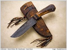 Frontier/Rustic style knives.Let's see 'em