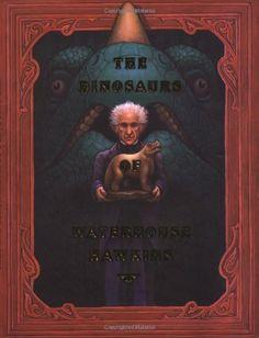 The Dinosaurs Of Waterhouse Hawkins (Caldecott Honor Book) by Barbara Kerley http://www.amazon.com/dp/0439114942/ref=cm_sw_r_pi_dp_8liQtb0TNPZY5CK6
