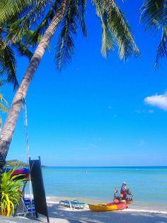 Ko Samui, Chaweng Beach, Thailand. Love you loooong time, Thailand.