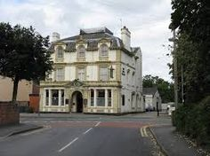 The Lord Nelson hotel on Stretford Road in Urmston, Manchester. a Holts pub.