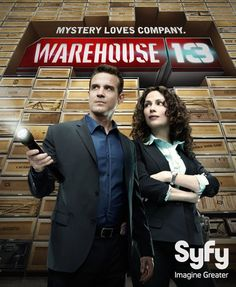 Gotta love the x-file steam punk supernatural feel to this show.
