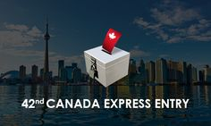 The 42nd Canada Express Entry Draw held on September 7, 2016, has issued…