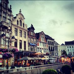 Mechelen, Belgium. Beethoven growp here :)