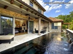 Luxury Home Magazine Dallas | Fort Worth #Luxury #Homes #Pools #Backyards