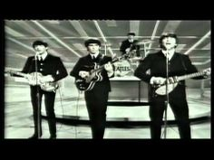 I Want To Hold Your Hand (Live) - The Beatles on Ed Sullivan Show  [I always watched The Ed Sullivan Show!  I was born in 1958]