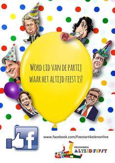 Feestwinkel Altijd Feest | Facebook - Volg ons op Facebook https://www.facebook.com/Feestartikelenonline/