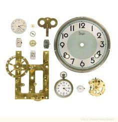 """""""Time Pieces"""" by Jennifer Steen Booher"""