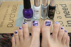 barbie tiger toes